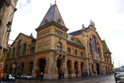 Budapest nagy vasarcsarnok