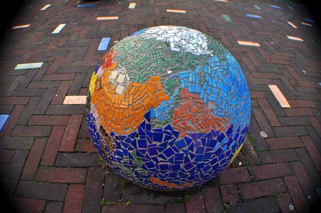 Dans quelle région du monde, la mosaïque s'est-elle développée ?